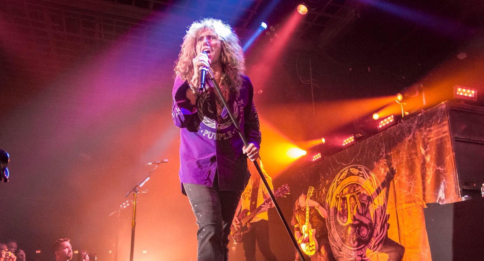 Whitesnake Lead Singer Whitesnake Northeast Rock Review