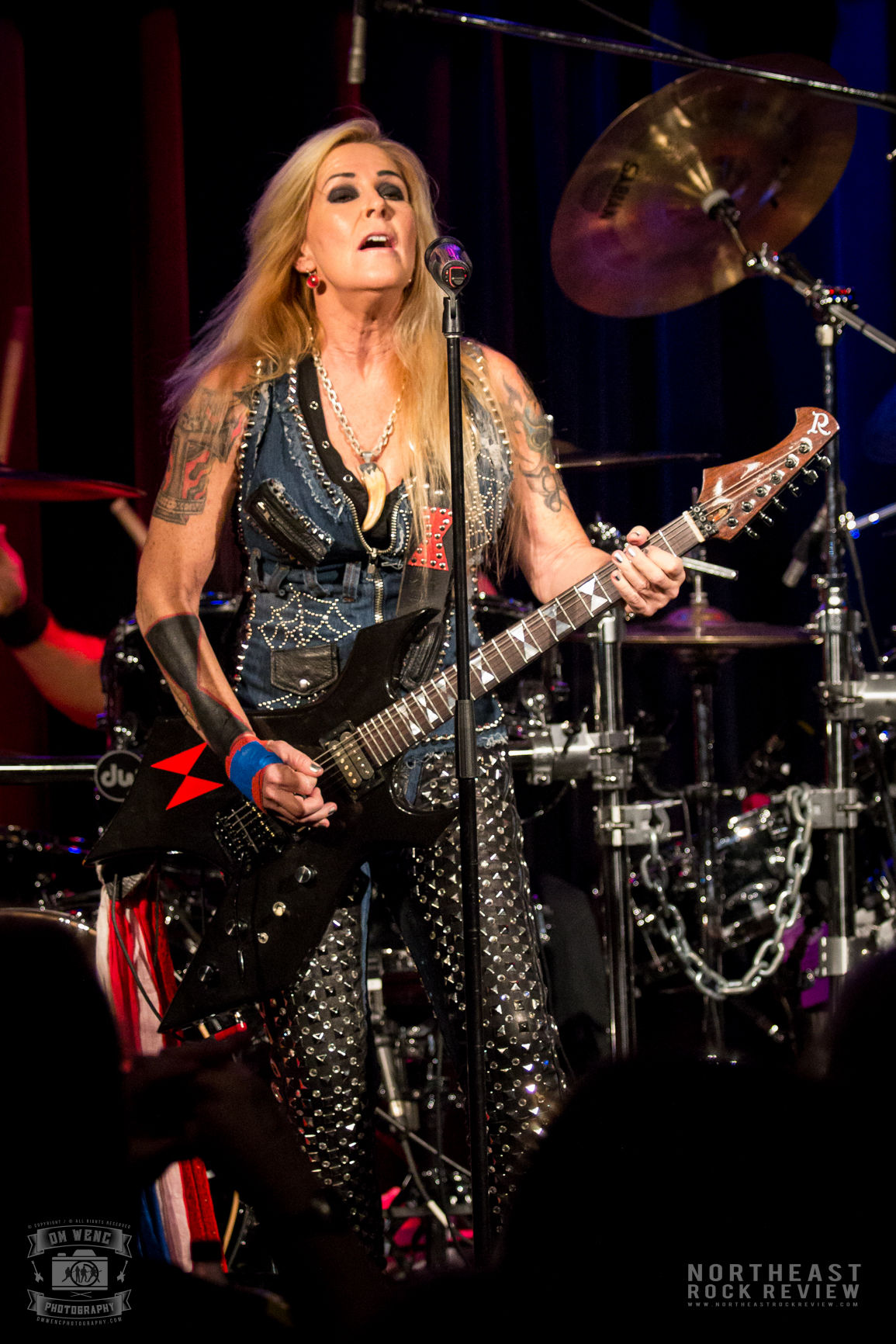 Lita Ford Fall River MA