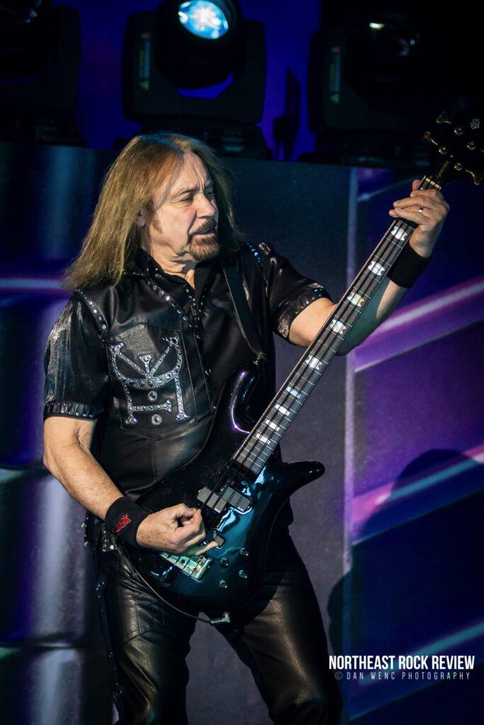 Ian Hill of Judas Priest