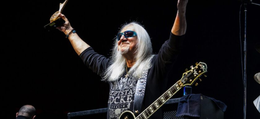 Uriah Heep To Release Fifty Years In Rock Northeast Rock Review
