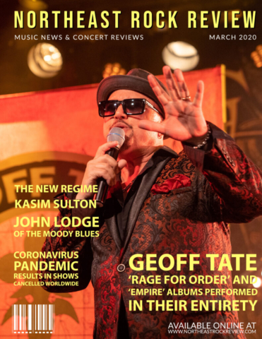Northeast Rock Review - Geoff Tate